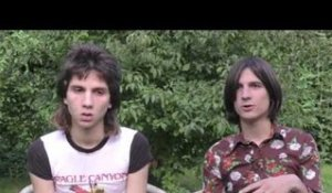 The Lemon Twigs interview - Brian and Michael (part 2)