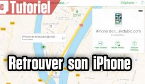 Tuto iPhone et iPad : comment activer Find My Phone