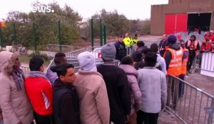 "Calais : 1/3 de la ""Jungle"" évacué"