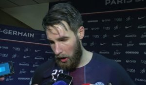 Hand - D1 - PSG : Luka Karabatic «On a envie que tout se termine»