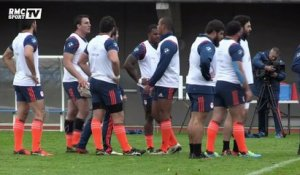 Le XV de France attend sa revanche face à la Nouvelle-Zélande