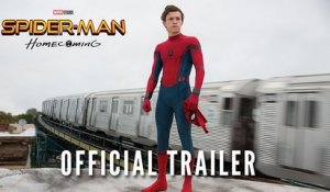 Trailer : Spider-Man Homecoming