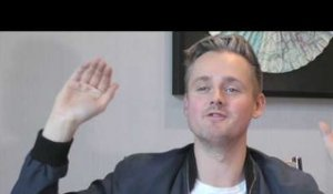 Tom Chaplin interview (part 1)