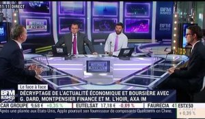 Guillaume Dard VS Mathieu L'Hoir (1/2): Le Dow Jones franchit les 20 000 points: juste un effet Trump ? - 26/01