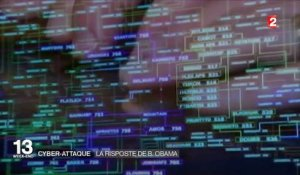 Cyber-attaque : la riposte de Barack Obama