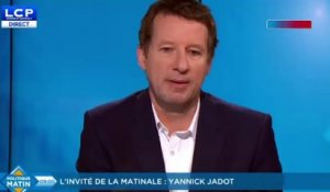 Coupure de courant en plein direct lors d'une interview de Yannick Jadot