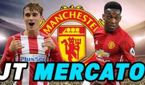 Journal du Mercato : Manchester United prépare un grand lifting, West Ham s'agite en coulisses