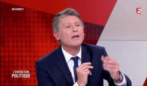 Vincent Peillon tacle Marine Le Pen