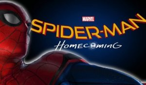 Spider-Man: Homecoming - Bande-annonce / Trailer version longue - VOST [Full HD,1920x1080p]