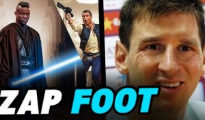 ZAP FOOT : Messi, CR7, Neymar, Griezmann, Balotelli...