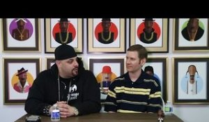 "Prozak On Tech N9ne & ""Black Ink"""