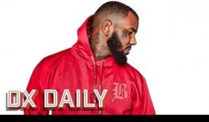 The Game Reveals Who Drew First In 50 Cent Feud