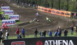 EMX125 Round of Europe - Valkenswaard 2017 - Race 1 Highlights