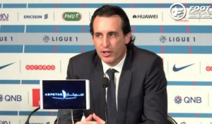 Emery remercie les supporters