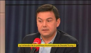 "Thomas Piketty : ""Trump va faire du dumping fiscal"""