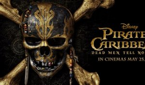 Pirates of the Caribbean Dead Man Tell No Tales Trailer 05.26.2017