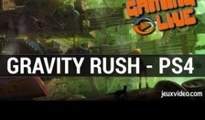 Gravity Rush Remastered GAMEPLAY - Une version HD sur PS4