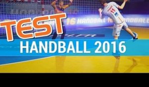 Handball 16 : Test - Gameplay - PC PS4 ONE 1080P