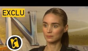 Rooney Mara réagit à l'annulation d'Utopia par HBO - Interview