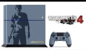 La PS4 Collector Uncharted 4 (2016)