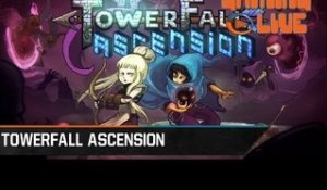 Gaming live - TowerFall Ascension : Des pixels et du fun