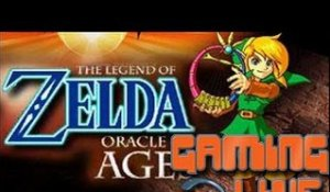 Gaming live Oldies - The Legend of Zelda : Oracle of Ages - 1/2 : Un Link dans le passé