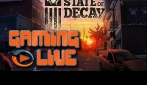 GAMING LIVE Xbox 360 - State of Decay - Petite promenade en forêt