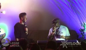 Knowledge Arena: Mad Professor Dub Session - Outlook Festival 2016