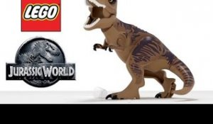LEGO Jurassic World Trailer VF (PS4 / Xbox One)