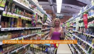"Caddies 2.0 : ""le grocery haul"" ou le déballage de ses courses de supermarché sur internet"