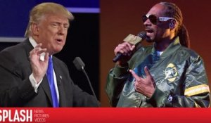 Donald Trump répond au clip de Snoop Dogg