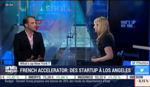 What's Up New York: French Accelerator s'installe à New York - 16/03