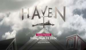Haven - Promo saison 4 - Real Troubles