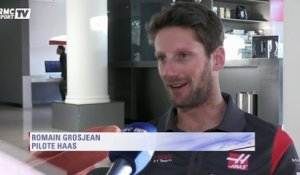 Formule 1 – Les confidences de Romain Grosjean