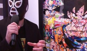 Reportage - l'expo MR GARCIN