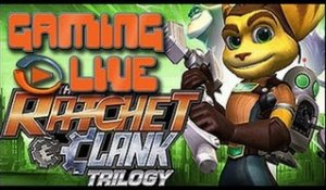 GAMING LIVE PS3 - The Ratchet & Clank Trilogy - Jeuxvideo.com