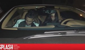Kourtney Kardashian sort à nouveau avec Quincy Brown