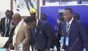 Gabon, Phase politique du dialogue national