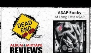 ASAP Rocky - At.Long.Last.A$AP Album Review | DEHH