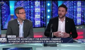Baromètre Accenture/IT for Business: comment se portent les investissements IT en entreprise ? - 29/04