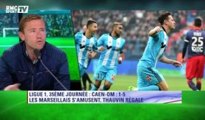 L'After Foot dithyrambique envers Thauvin