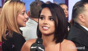 Becky G Teases New Spanish Album I Billboard Latin Music Awards 2017