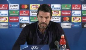 Foot - C1 - Juventus : Buffon «Respect total pour Monaco»