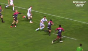 L'action du week-end - TOP14 J26