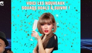 "MTV News ""Les squads des MTV Movie & TV Awards"""