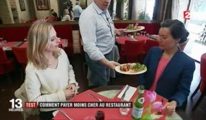 Restaurant : comment payer moins cher ?