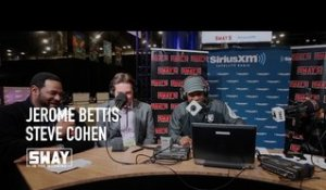 Jerome Bettis Talks Football on Sway in the Morning