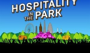 Hospitality In The Park: Drum & Bass BBQ