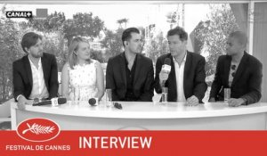 THE SQUARE - Interview - EV - Cannes 2017