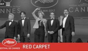 THE MEYEROWITZ STORIES - Red Carpet - EV - Cannes 2017